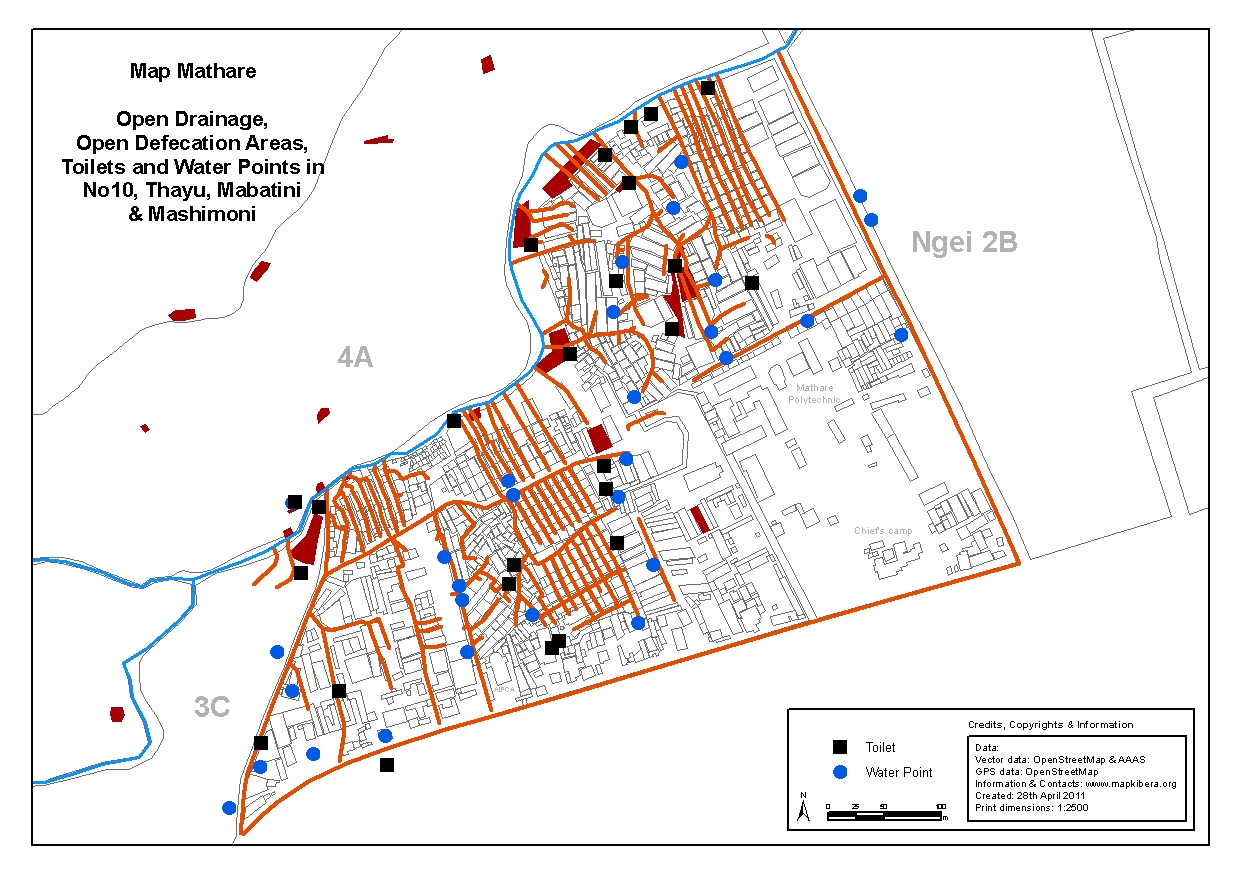 how to find sewer line on property